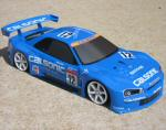 A photo of my Calsonic GTR RC shell